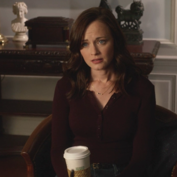 "Rory's job situation during ""Gilmore Girls: A Year in the Life"" is a little *too real* for any freelancer out there"