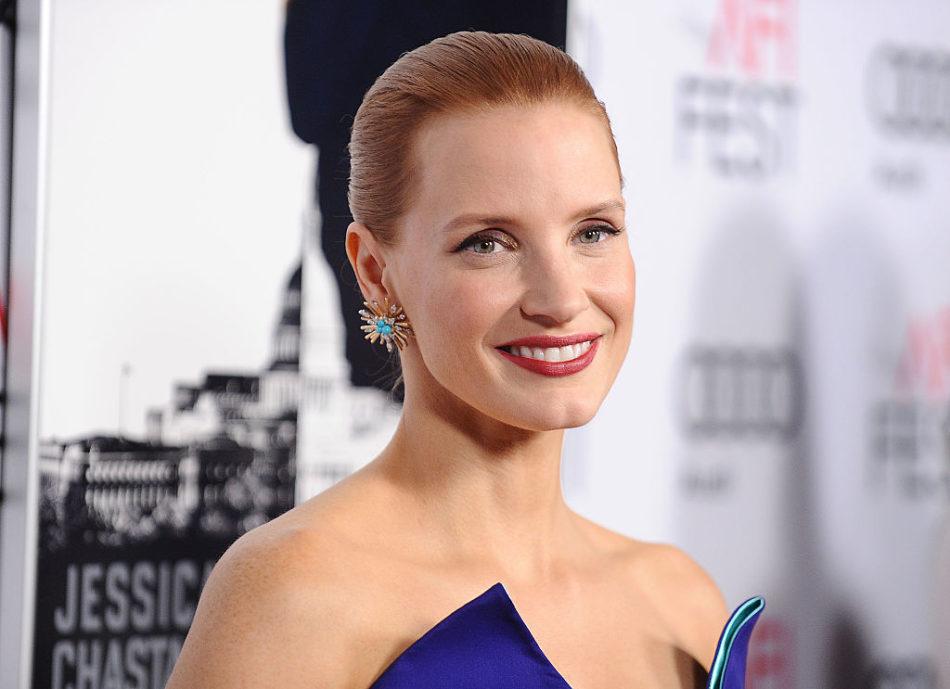 Jessica Chastain can't bear to watch this movie of hers and we totally get why