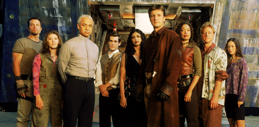 """The """"Firefly"""" cast are paying beautiful tribute to Ron Glass"""