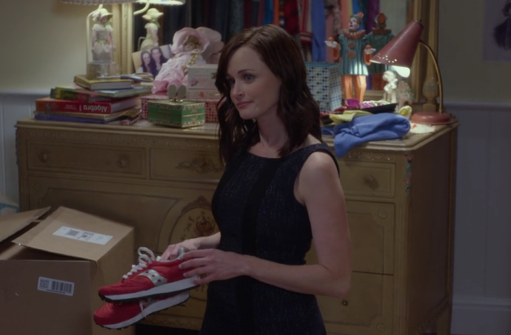 "We have one MAJOR question after finishing ""Gilmore Girls: A Year in the Life"""
