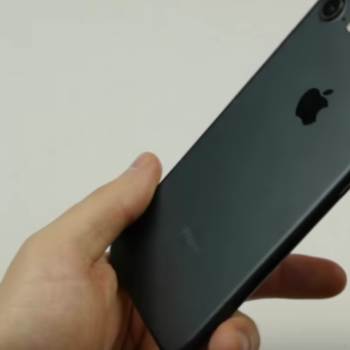 The iPhone 7 survived this insane acid test and we are like whoa