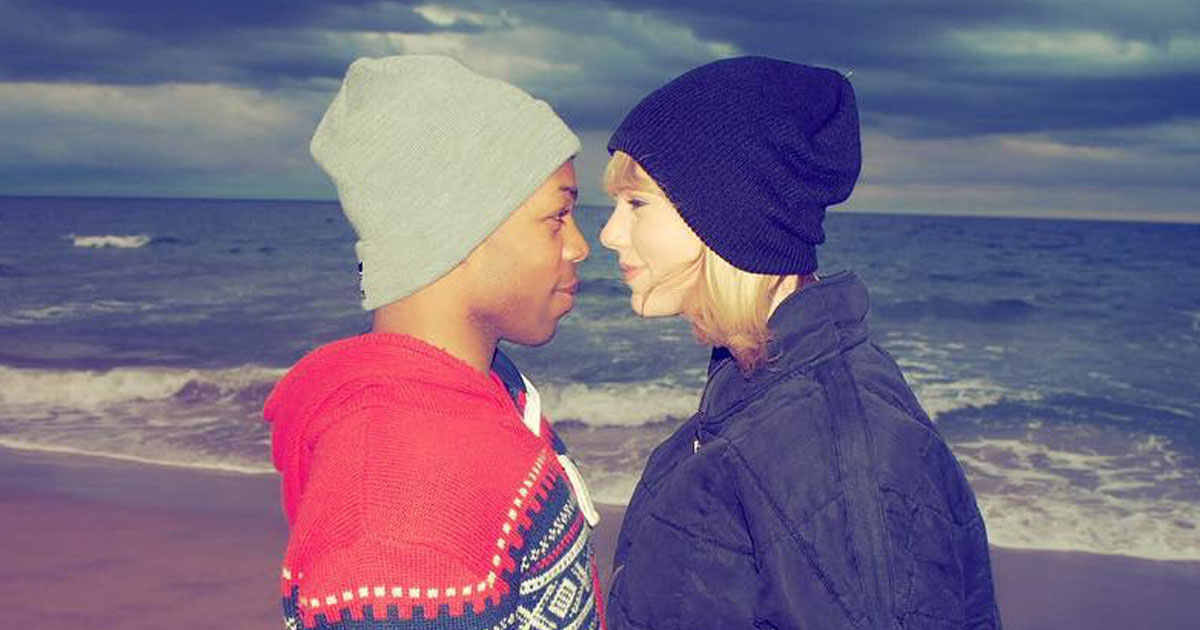 """Todrick Hall and Taylor Swift recreated """"The Little Mermaid"""" and we want to be part of their world"""
