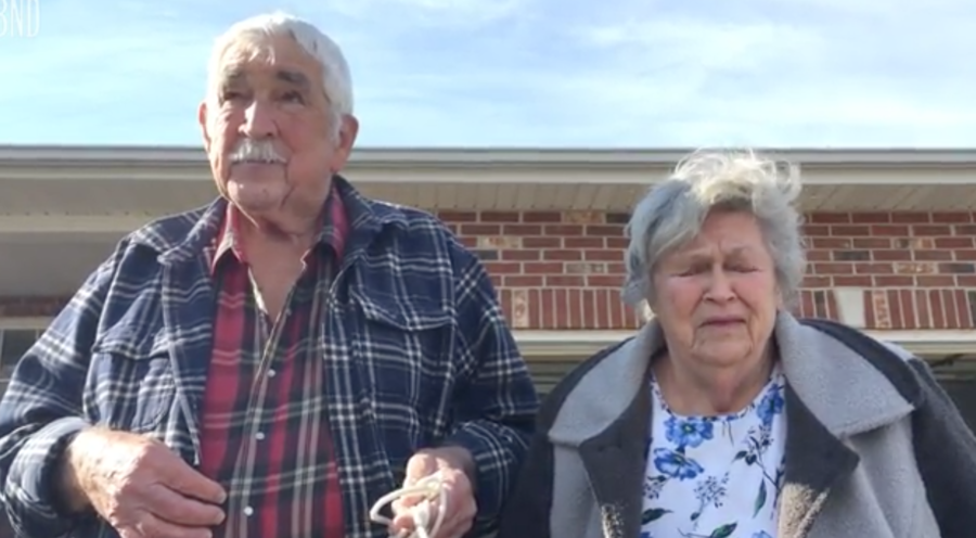 A repo man helped this elderly couple in the most heart-warming Thanksgiving story ever, and now it's going viral