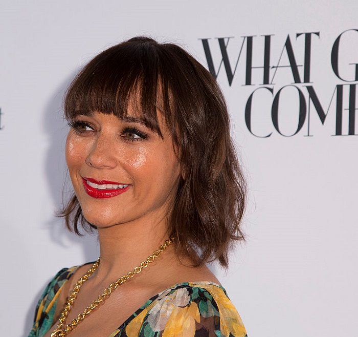 Today in weird news, Rashida Jones was once attacked by Michael Jackson's pet chimp