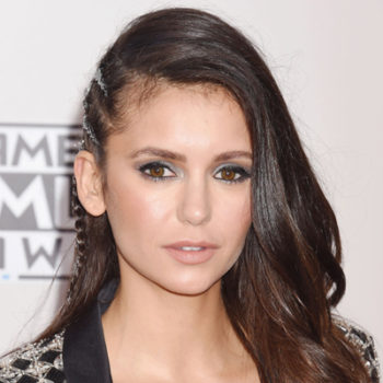 These pics of Nina Dobrev dressed in silver will finally convince you to give body suits a chance