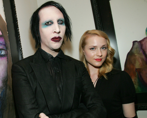 "Evan Rachel Wood opens up about her controversial relationship with ex Marilyn Manson and recalls needing ""danger"" in her life"