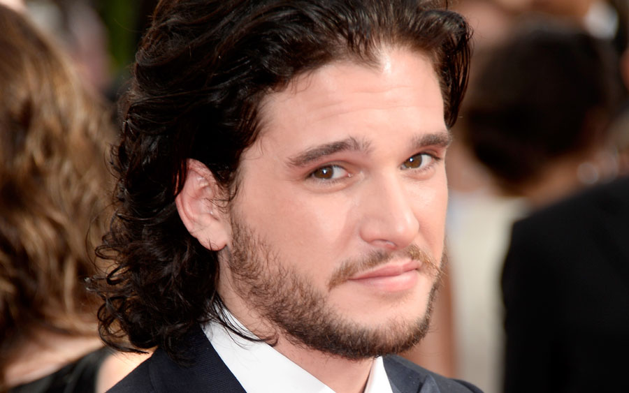 "Kit Harington randomly hung out with a ""Game of Thrones"" fan's dad all night and we have so many questions"