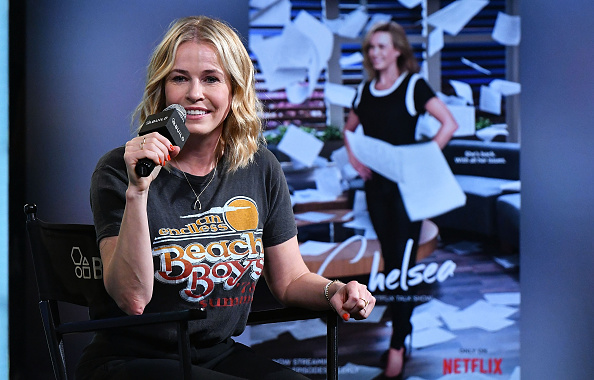 Chelsea Handler tells us what she wants young women to know after the election
