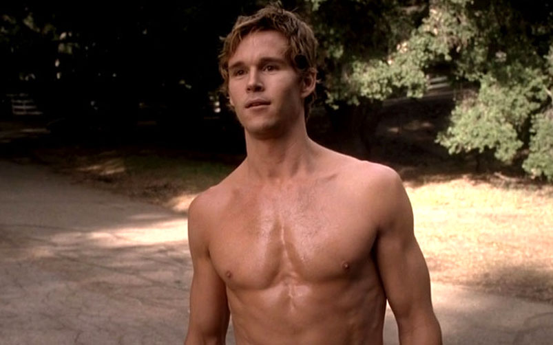 Just a bunch of very attractive Ryan Kwanten images because you deserve them