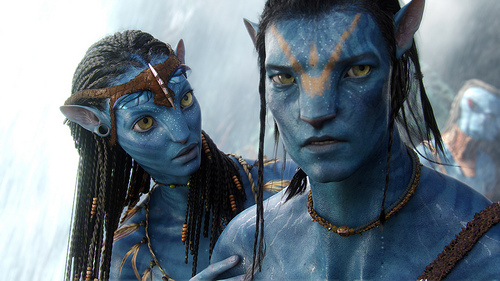 "The ""Avatar"" animatronics at Disney World Animal Kingdom are crazy lifelike it's almost scary"