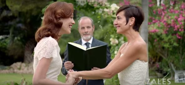 from Ramon gay couple in progressive commercial