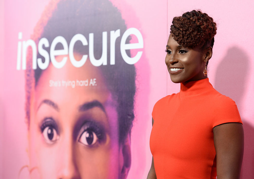 "Issa Rae just shared the best announcement from the ""Insecure"" Season 2 writer's room"
