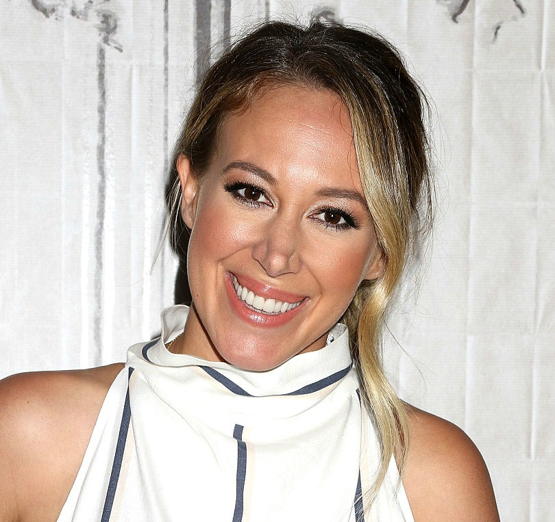 Haylie Duff fills us in on her secret to a perfect food Instagram pic