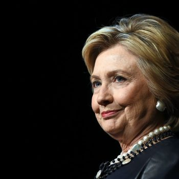 Hillary Clinton followed Snoop Dogg on Twitter, which seems strangely perfect