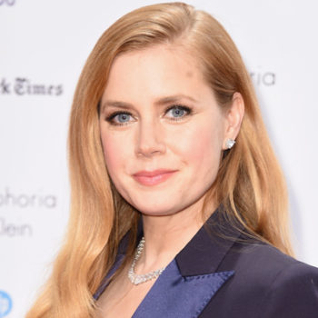 Amy Adams put the boss in #GirlBoss with her sexy pantsuit look at the 2016 Gotham Awards