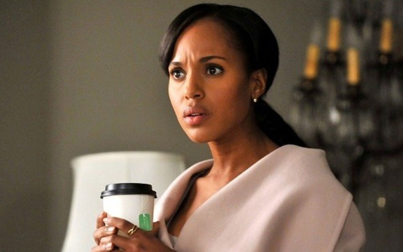 "This actress almost played Olivia Pope in ""Scandal,"" but was thankful Kerry landed the part instead"