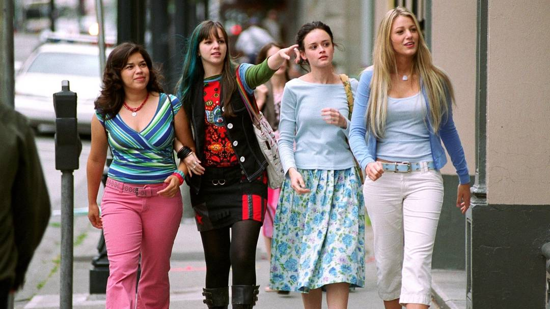 "Alexis Bledel is all for another ""Sisterhood of the Traveling Pants"" and so is Jimmy Fallon"