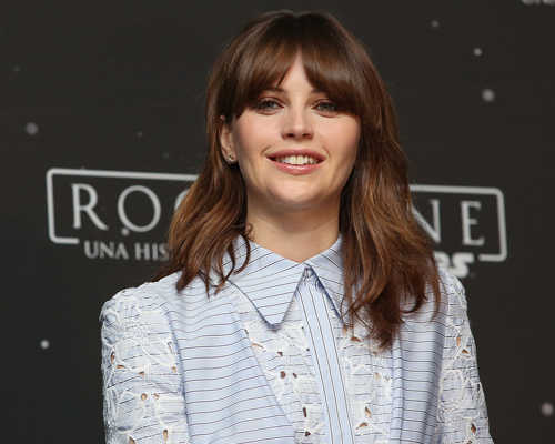 Felicity Jones calls herself a kick-ass Disney princess and we couldn't agree more