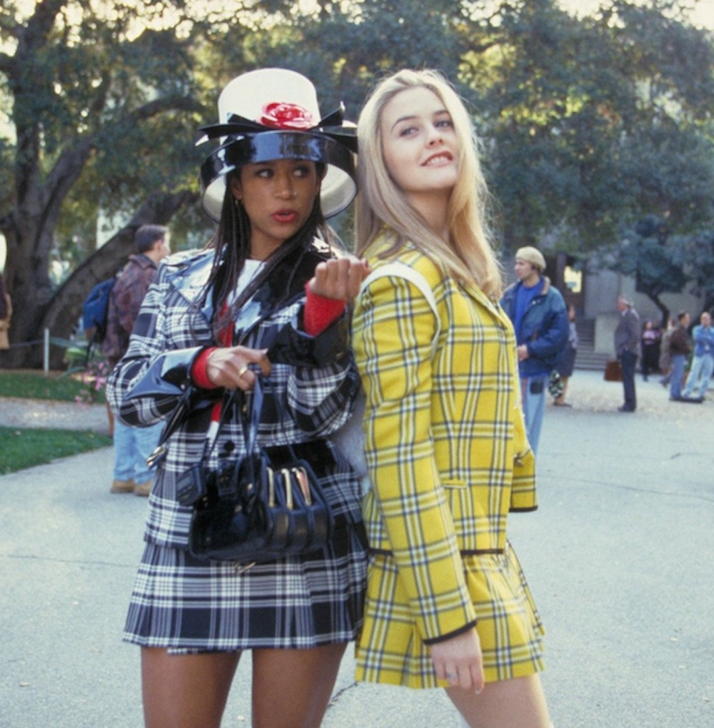 "Alicia Silverstone secretly hated having to wear all those cool clothes when she was filming ""Clueless"""