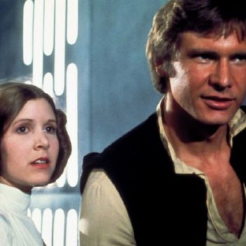 "See the awesome changes Carrie Fisher made to her character in the original ""Empire Strikes Back"" script"