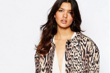 These 6 faux-fur leopard print coats under $80 are making us swoon