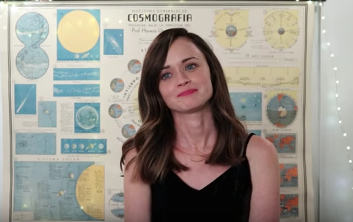 "Alexis Bledel picks *another* Stars Hollow mayor during a game of ""Would You Rather"""