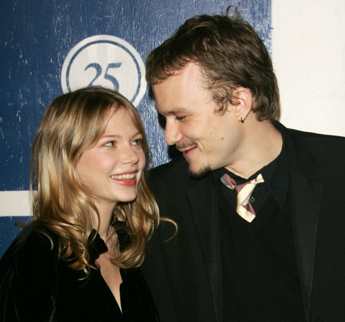 Michelle Williams' confession of being a mom without Heath Ledger is so heartbreaking