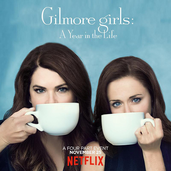 "Alexis Bledel thinks those ""Gilmore Girl"" promo photos were a little awkward, too"