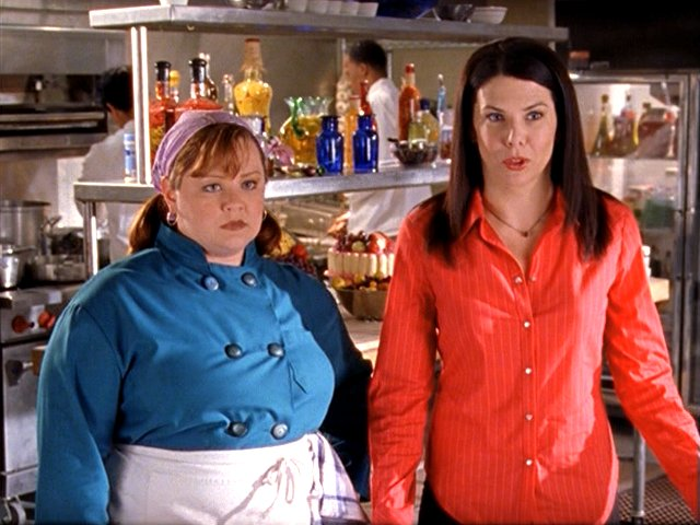 "What happened to Lorelai and Sookie's relationship in ""Gilmore Girls: A Year in the Life"" broke our hearts"