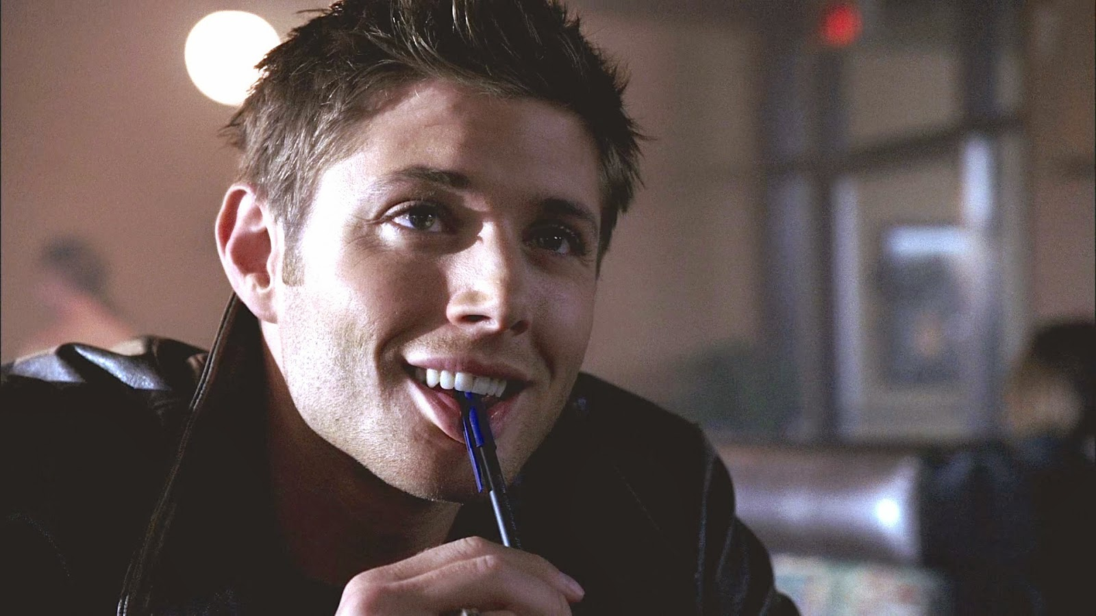 "Jensen Ackles comically paid tribute to his ""Supernatural"" character on Thanksgiving"