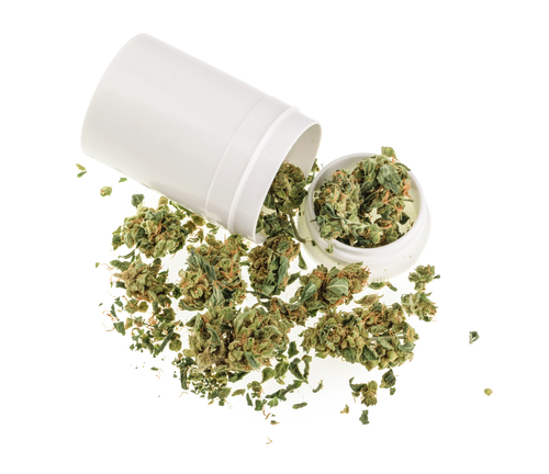 Weed inhalers may soon be available to folks who use medical marijuana