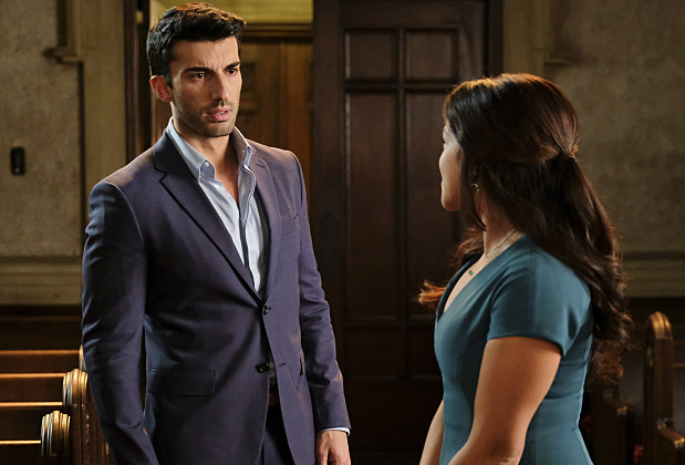 "Jane's reason for avoiding church in ""Jane the Virgin"" broke our hearts a little bit"