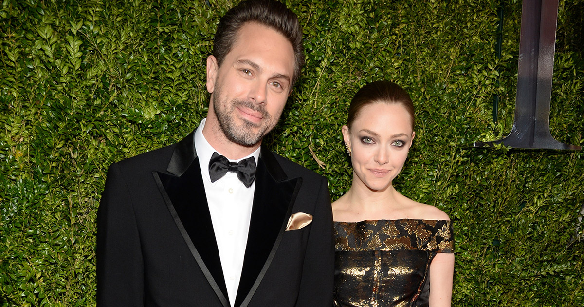 OMG! Amanda Seyfried is pregnant and we're SO happy for her
