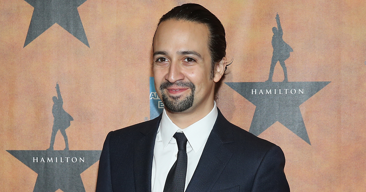 """Lin-Manuel Miranda is working on this new TV show that could fill the """"GoT"""" shaped hole in our lives"""