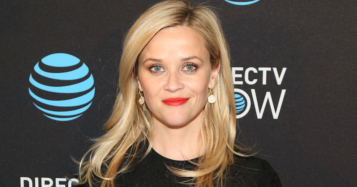 "Reese Witherspoon is selling a ""Wreath Witherspoon"" dress and we kinda need it"