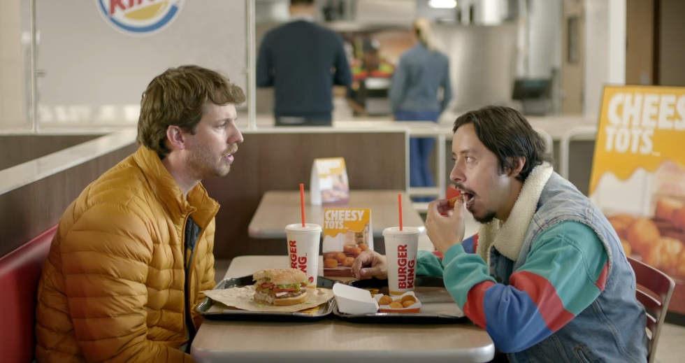Napoleon Dynamite and his buddy Pedro have reunited for this hilarious Burger King ad