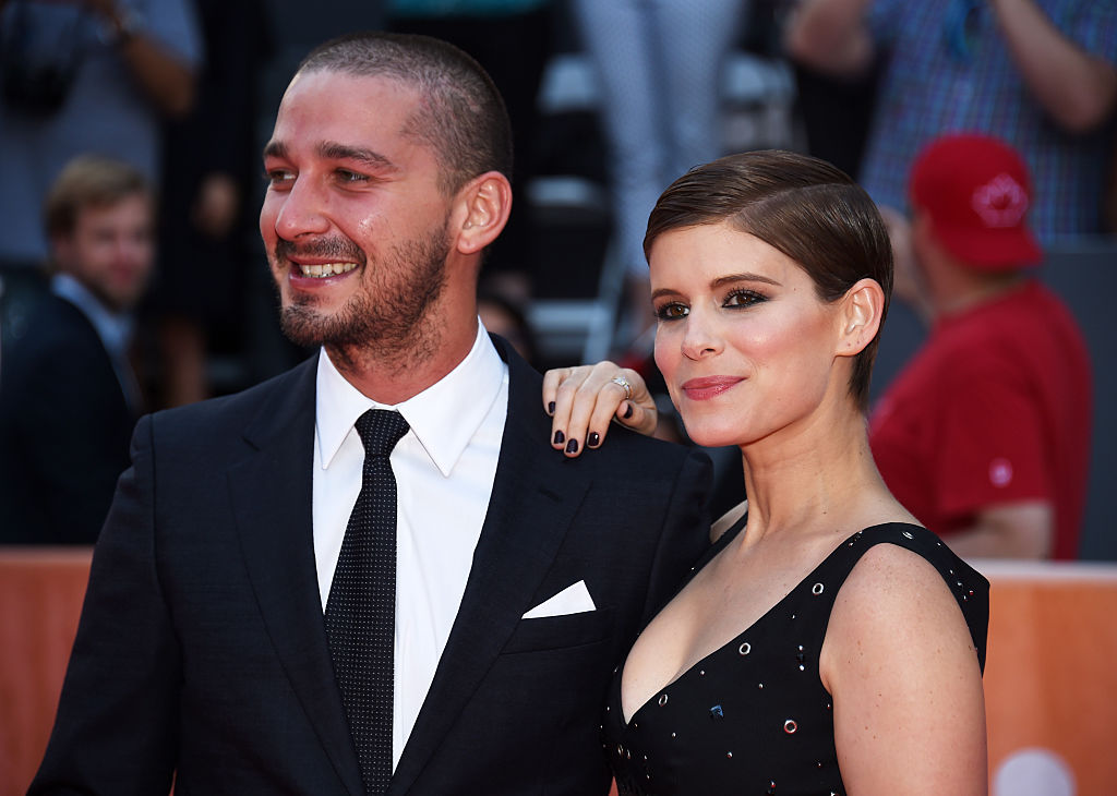 Kate Mara explains why her favorite fellow actor is Shia LaBeouf