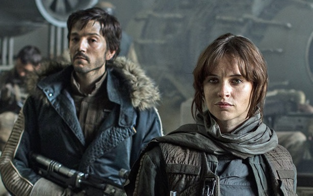 """So """"Rogue One"""" will officially not be getting a sequel, but here's why that's not a bad thing"""