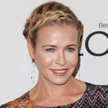 This is why Chelsea Handler never wants to rely on a man or anyone else for financial help