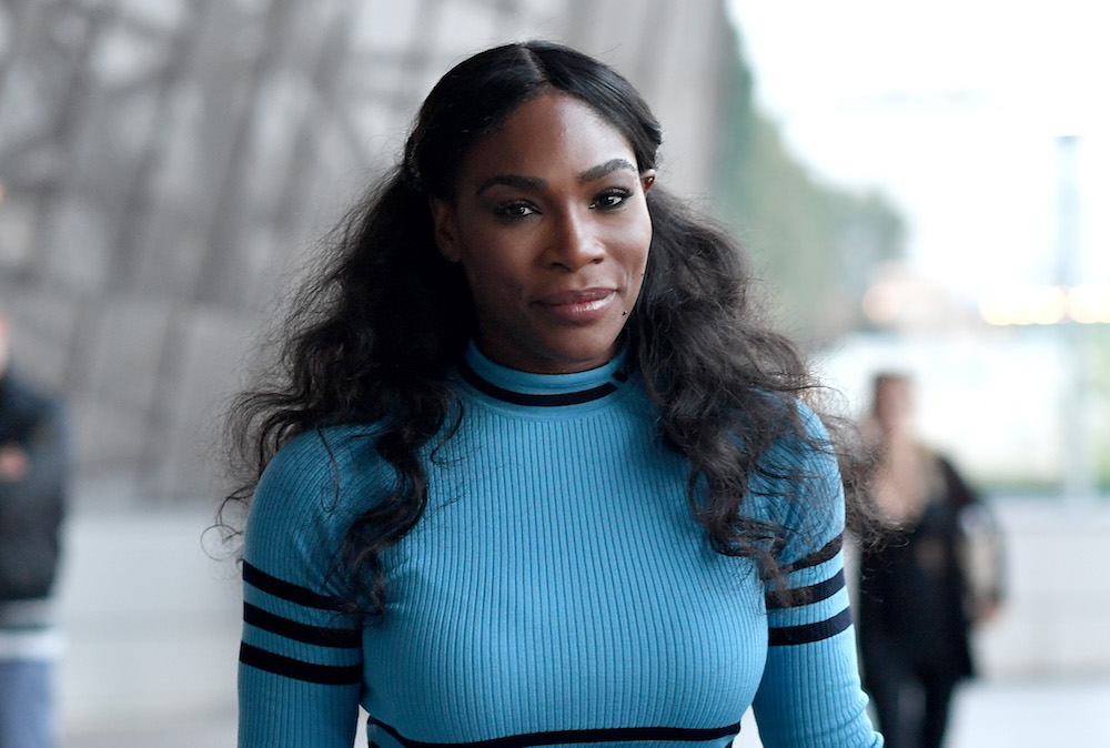 Tennis phenom Serena Williams penned this essay about girl power, and we are so inspired