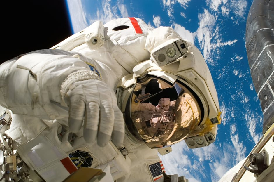 Can you help NASA figure out a way for astronauts to poop more safely in space?
