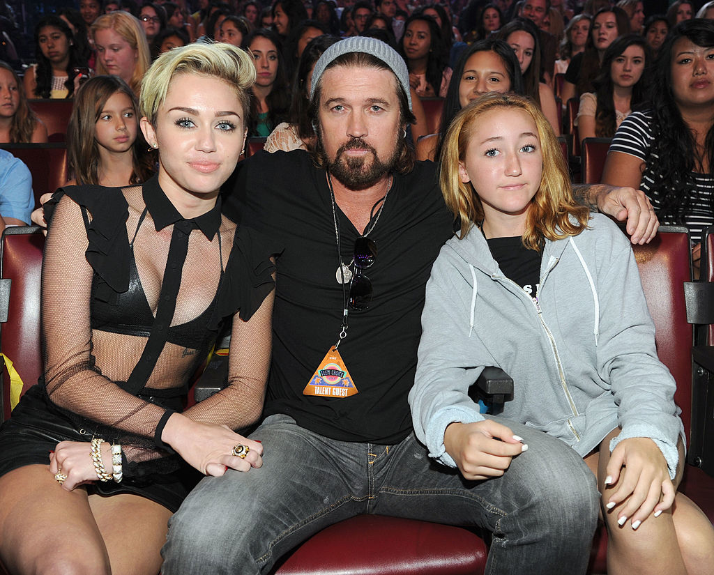 Noah Cyrus reveals what she knows about Miley Cyrus' wedding planning...and it's not much