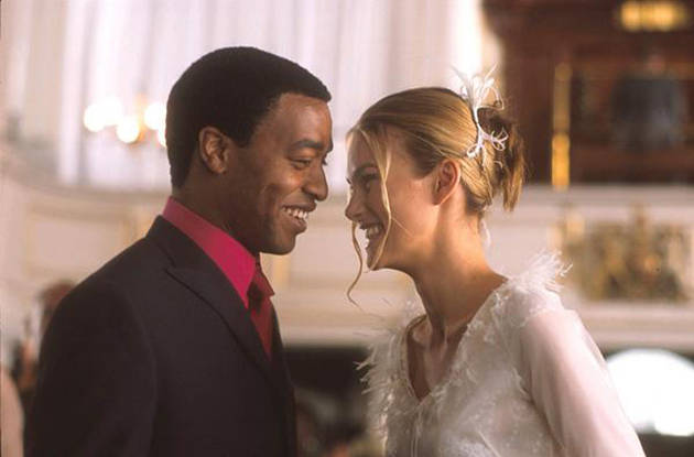 "Keira Knightley was supposed to wear a sexier wedding gown in ""Love Actually"""
