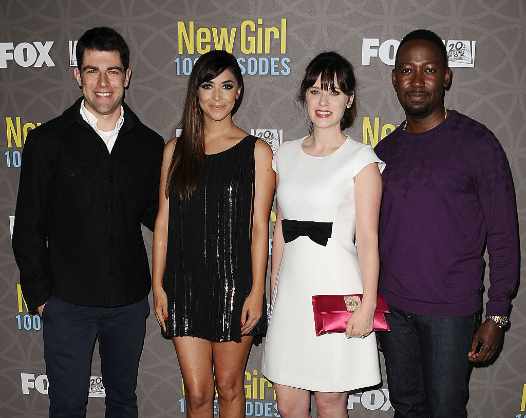 "Liz Meriwether just tweeted out an incredible pic of the ""New Girl"" cast, and we're cracking up"