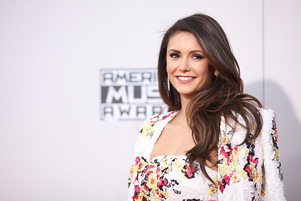 Nina Dobrev has been pretending to be other characters since she was little, and it's adorable