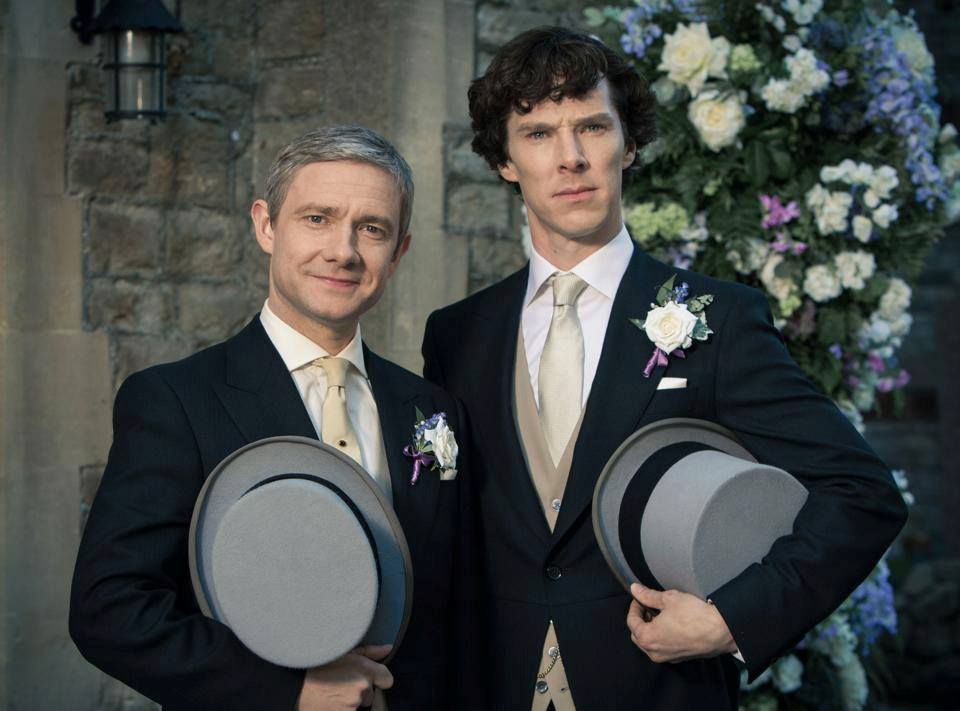 "Here's your quick ""Sherlock"" recap to get you ready for Season 4"