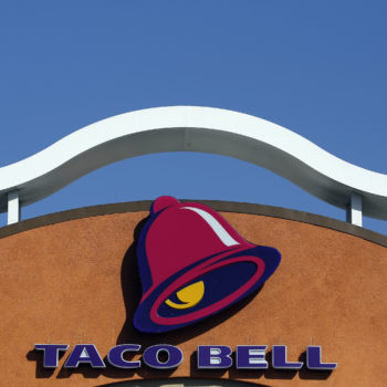 Wow! This revamped Las Vegas Taco Bell should probably be at the top of your Sin City to-do list