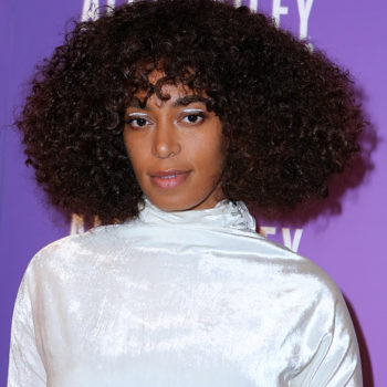 Solange Knowles masters the art of covering up, but still looking sexy AF