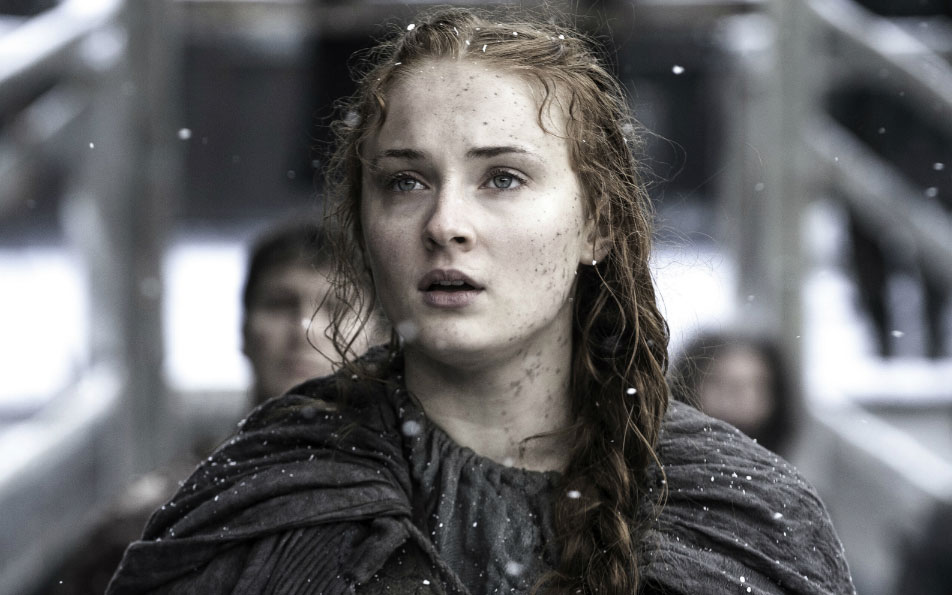 "Sophie Turner reveals that Sansa will finally be in control for ""Game of Thrones"" Season 7 and we can't wait"