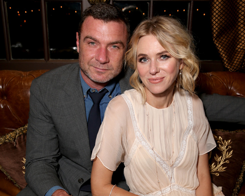 Liev Schreiber talks about split from Naomi Watts for the first time and we're sending all the love